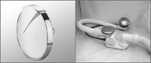 Слив-перелив для ванны RIHO Viega Multiplex (560100310)