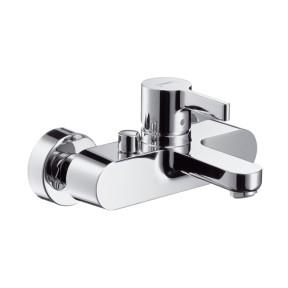 Смеситель для ванны, однорычажный HANSGROHE Metris S (31460000)