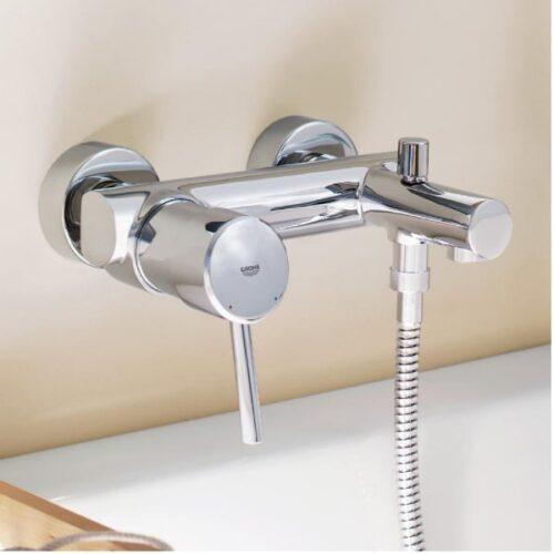 Смеситель для ванны Grohe Concetto New (32211001)