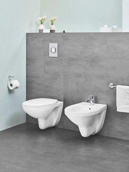 Держатель для туалетной бумаги без крышки Grohe BauCosmopolitan 40457001