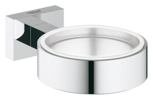 Держатель для мыльницы GROHE Essentials Cube 40508001