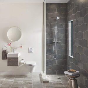 Держатель для туалетной бумаги (без крышки) Grohe Essentials 40689001