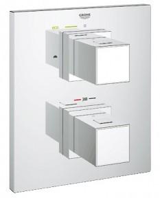 Накладная панель термост для ванны Grohe Eurocube (19958000)