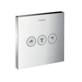 Переключение положений HANSGROHE Shower Select (15764000)