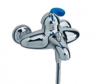 Смеситель на ванну HANSGROHE Aхor Azzur (голубой) (34400530)