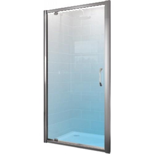 HUPPE X1 дверь распашная для ниши и боковой стенки  90*190см