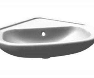 Умывальник угловой Jika Olymp New 320×320мм (8.1661.2.000.104.1)