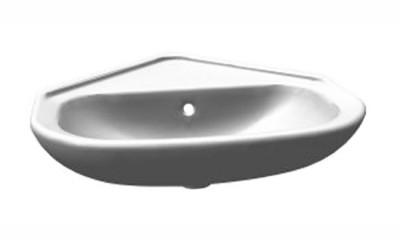 Умывальник угловой Jika Olymp New 320x320мм (8.1661.2.000.104.1)