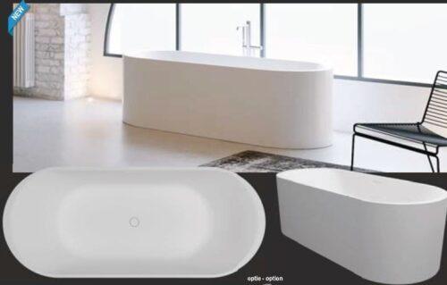 Ванна мрамор Essence 170х72 отдельно стоящая Riho  BS70005