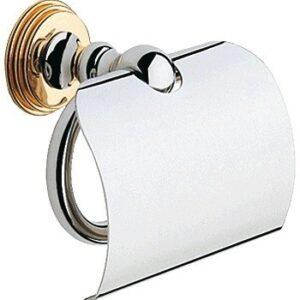 Тримач для туалетного паперу Grohe Sinfonia (хром-золото) (40053IG)