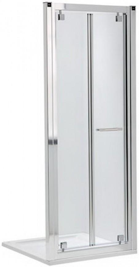 KOLO FIRST двери в нишу pivot 90 см (прозрачное стекло)