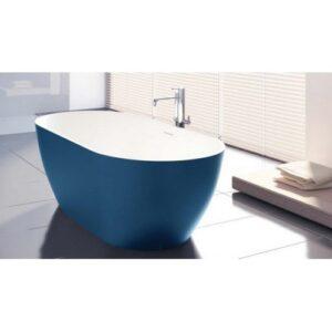 Ванна из литого мрамора RIHO Bilbao 170 x 80 BS10
