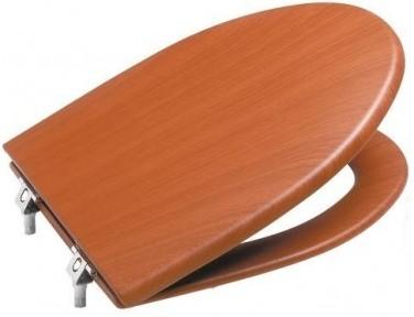 Roca America сиденье на компакт (CHERRY)