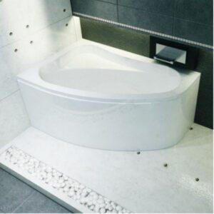Ванна акриловая RIHO LYRA L BA66 (BA6600500000000)140×90