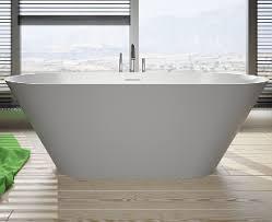 Ванна из литого мрамора RIHO Barcelona 170 x 70 BS05