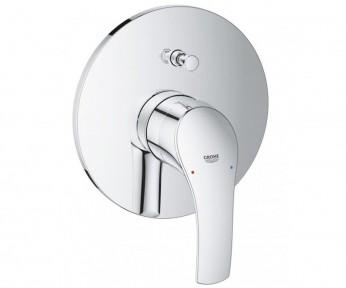 Смеситель для ванны встроенный Grohe Eurosmart New (33305002)