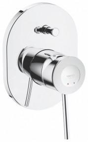 Смеситель для ванны встроенный Grohe BauClassic (29047000)