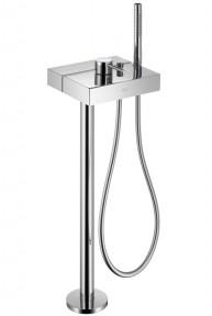 Смеситель для ванны, однорычажный, для установки на полу HANSGROHE Axor Starck X (10406000)