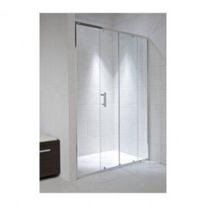 Душевая дверь JIKA CUBITO прозрачная 1000мм 4224.3.668