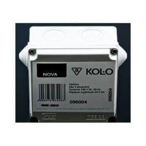 Блок питания JIKA GOLEM 220В на 24В на 5 уриналов 9507.1