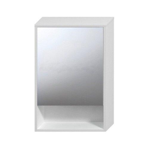 Шкафчик подвесной зеркальный Jika 54см. (белый, левый) (4.5292.1.038.546.1)