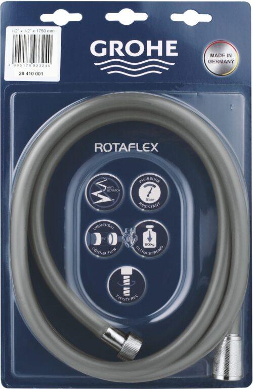 Grohe Rоtaflex (28410001) шланг для душа гладкий 1750 мм