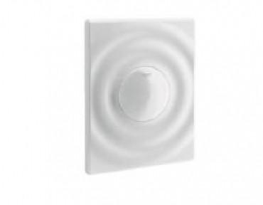 Grohe DAL-Eco матов. эконом. панель Surf, альп.- белый (37376SH)