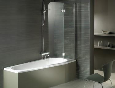 Ширма (шторка) для ванны NAUTIC N500 YUKON