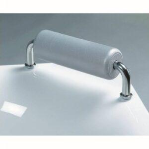 Подголовник для ванны RIHO AH 01A19:A50 UNI — серебристый