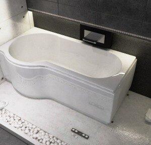 Панель акриловая к асиметричной ванне  Riho ДОРАДО R P024N0500000000
