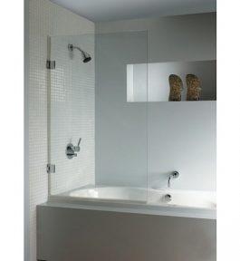 Шторка (ширма) для ванны SCANDIC S108-65 GC56200