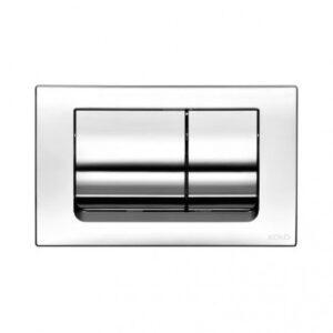KOLO SLIM кнопка спускная 16*24,6 смированная