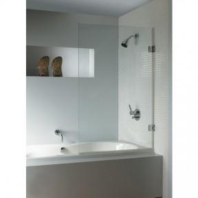 Ширма (шторка) для ванны Soft Q107 800x1500