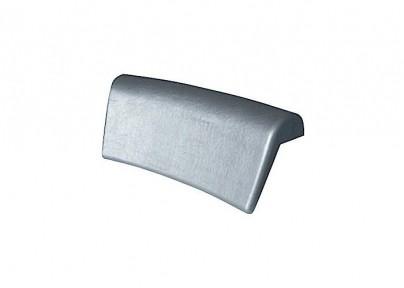 Подголовник для ванны RIHO AH 11 Колорадо - серебро