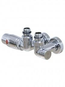 Терморегулируемый кран , G1/2″ комплект 2шт