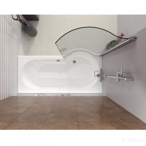 Ширма (шторка) для ванны FJORD  F500 DORADO
