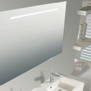 Зеркало Riho со встроенным освещением 100×80 см F41310008031