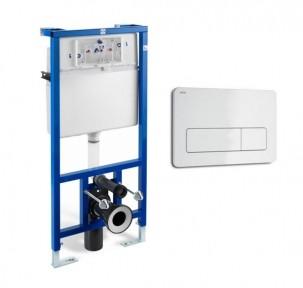 Инсталляция Jika c кнопкой смыва PL3 Dual Flush 39565