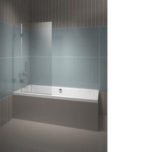 Шторка (ширма) для ванны SCANDIC S109-100 GC21200