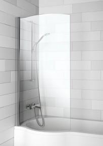 Ширма (шторка) для ванны Riho NOVIK Z108 DORADO Left