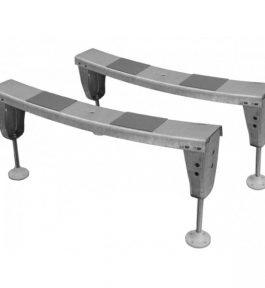 Ножки для ванны Laufen Thallium H2961720000001