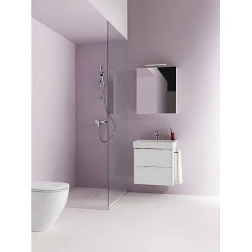 Шкафчик Base белая для раковины Val 95 Laufen (H4024121102611)