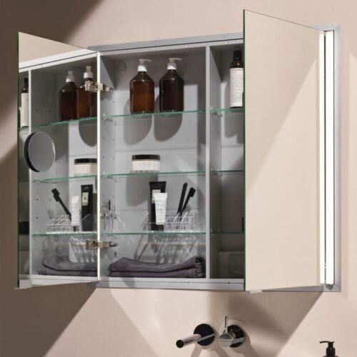 Зеркальный шкаф Laufen Frame 25 Белый H4085039001451