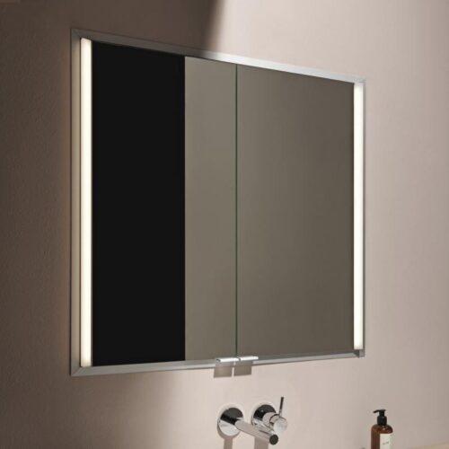 Зеркальный шкаф Laufen Frame 25 Белый H4085239001451