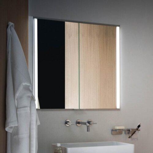 Зеркальный шкаф Laufen Frame 25 Белый H4086239001451