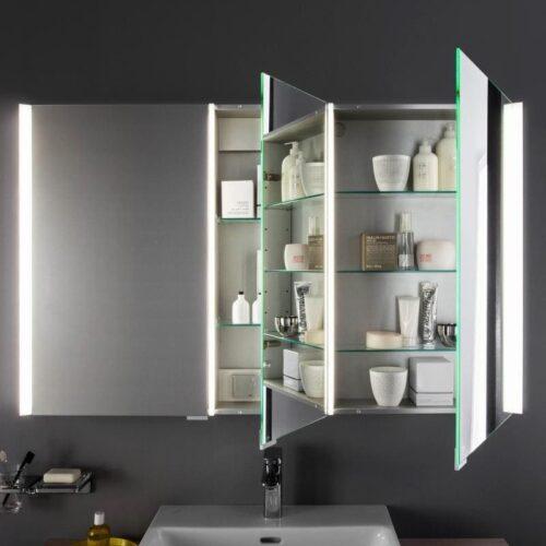 Зеркальный шкаф Laufen Frame 25 Mirror H4087049001441