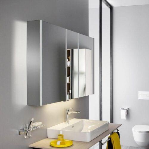 Зеркальный шкаф Laufen Frame 25 Mirror H4087549001441