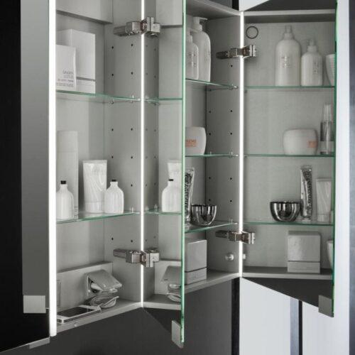 Зеркальный шкаф Laufen Frame 25 Белый H4088249001451