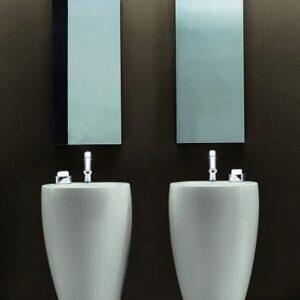 Зеркало с подсветкой Laufen Alessi One 100х40 см H4484110972001