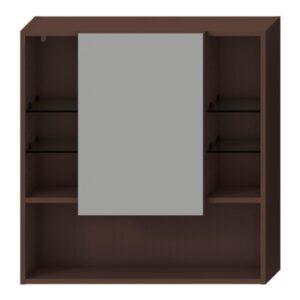 Шкафчик зеркальный Jika Lyra (венге) (H4532510383021)
